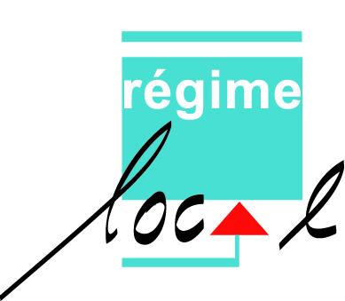 Logo Régime Local - sans texte